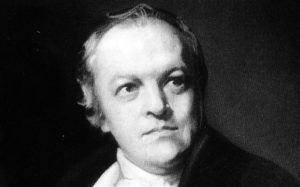 Poet, painter and mystic William Blake