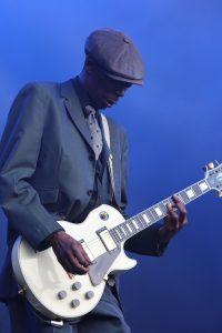 Maxi Jazz guitar
