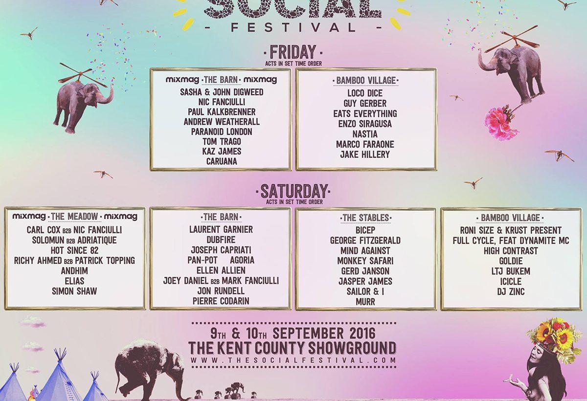 Festival Preview: The Social Festival