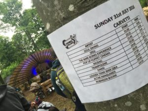 Carvetti Stage at Kendal Calling by Sarah Lay