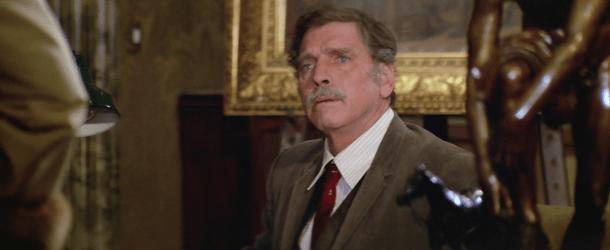 Conversation Piece - Burt Lancaster