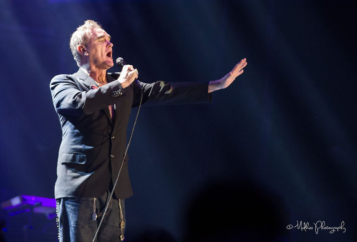 Morrissey: Manchester Arena – live review