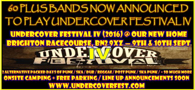 Undercover Festival 2016