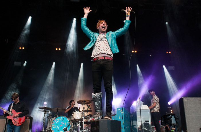 Kaiser Chiefs © Melanie Smith