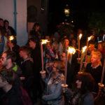Torch Parade © Melanie Smith