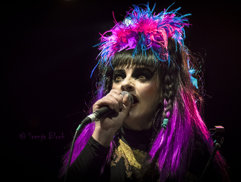 Nina Hagen: O2 Shepherd's Bush Empire – live review