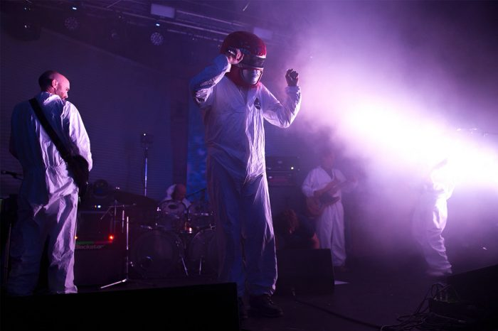 Super Furry Animals © Melanie Smith