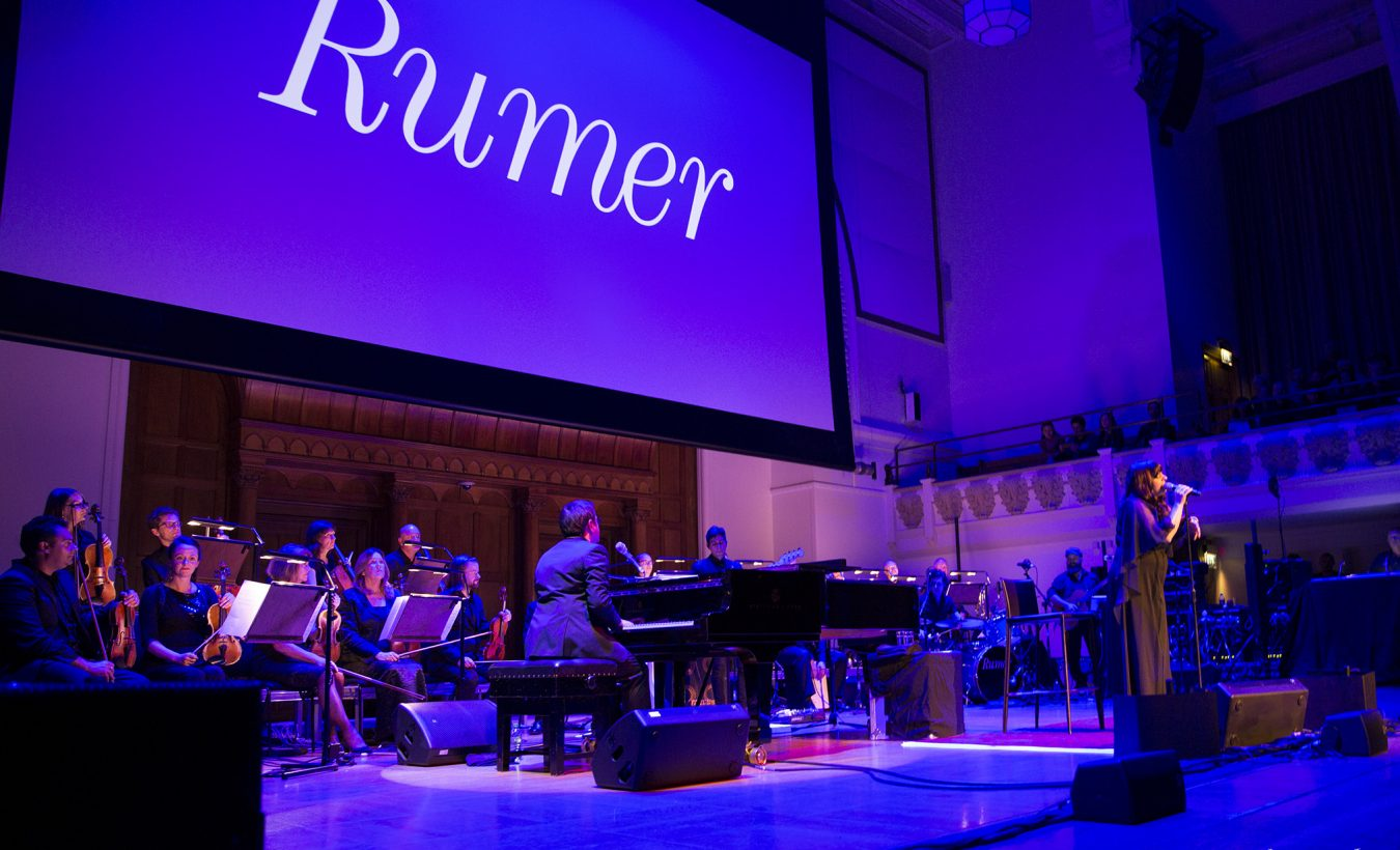Rumer: Cadogan Hall, London – live review