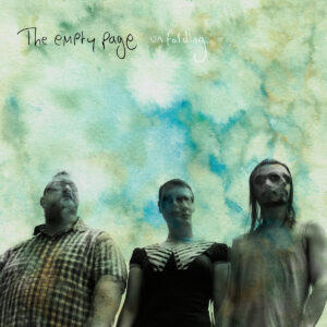 The Empty Page - Unfolding
