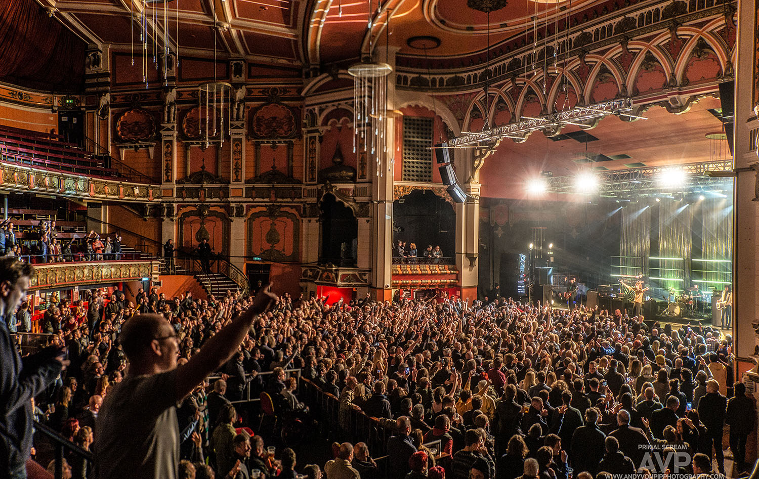 Primal scream the olympia liverpool live review for The olympia