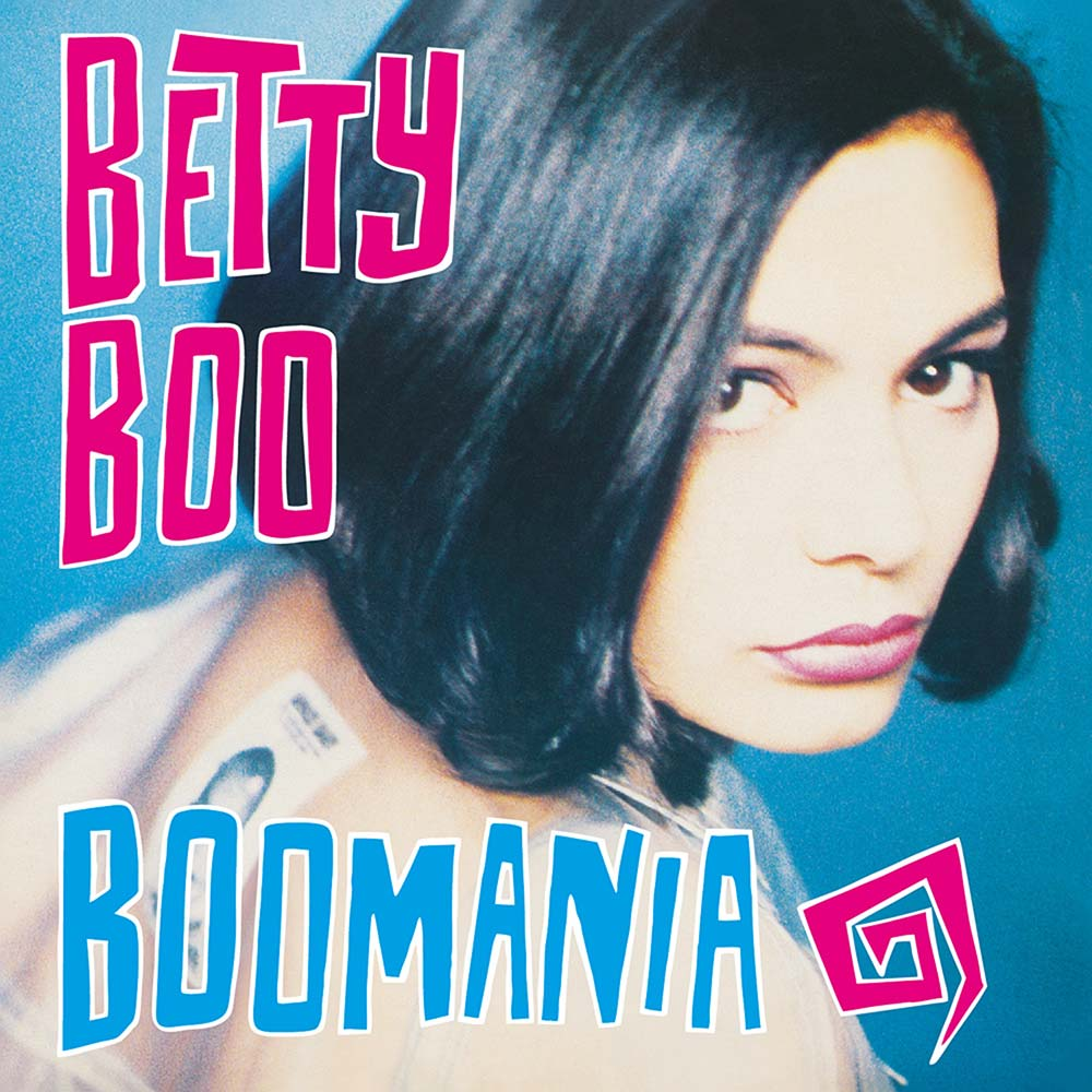 Betty boo boomania deluxe edition album review for Classic house songs 90s