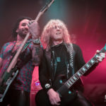 Marco Mendoza and David Lowy, The Dead Daisies, Sheffield Corporation, 4/11/2016