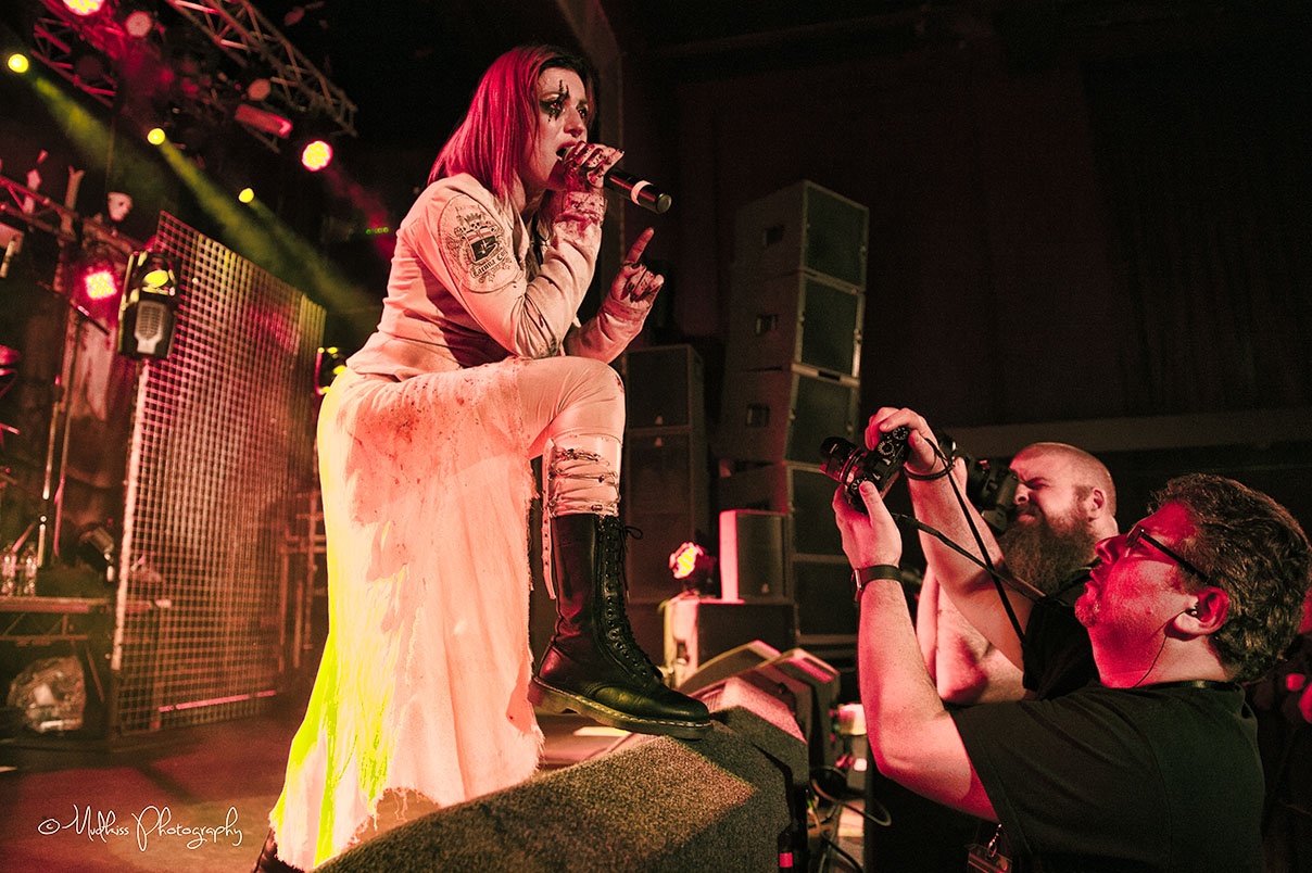 Lacuna Coil © Melanie Smith
