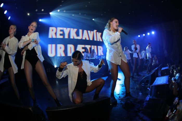 Reykavikadaetur at Iceland Airwaves 2016
