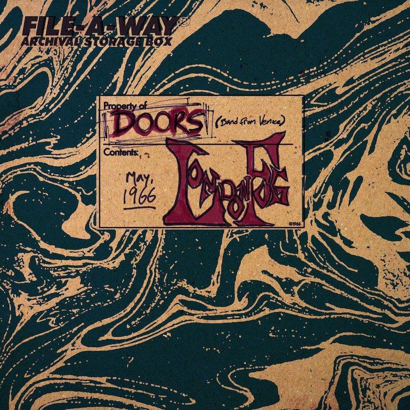 The Doors: London Fog 1966 – Album Review