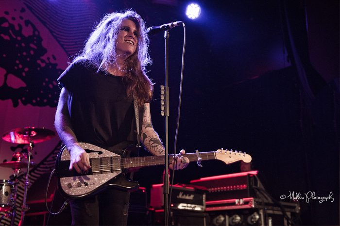 Against Me! © Melanie Smith