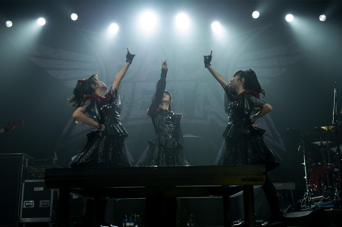 BABYMETAL © Melanie Smith