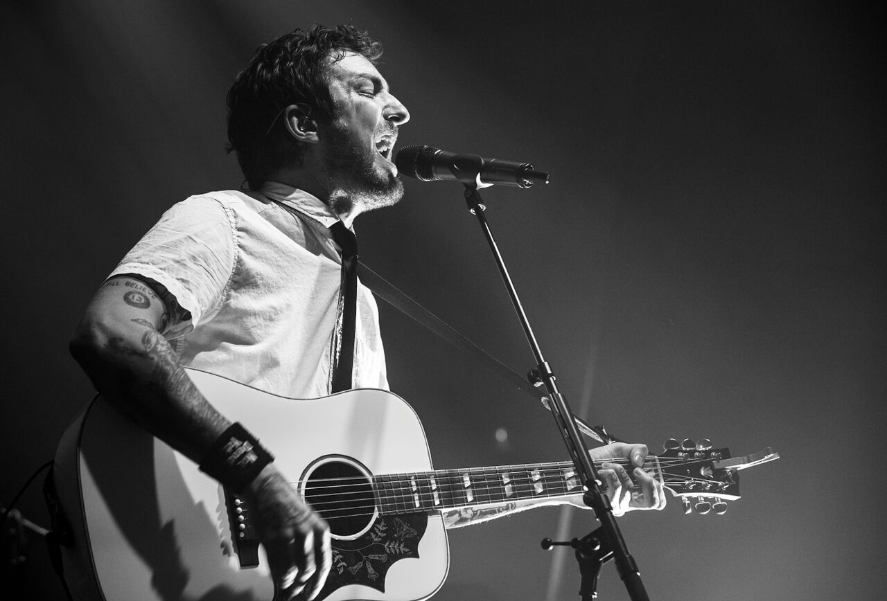 Frank Turner by Andrew AB Photography