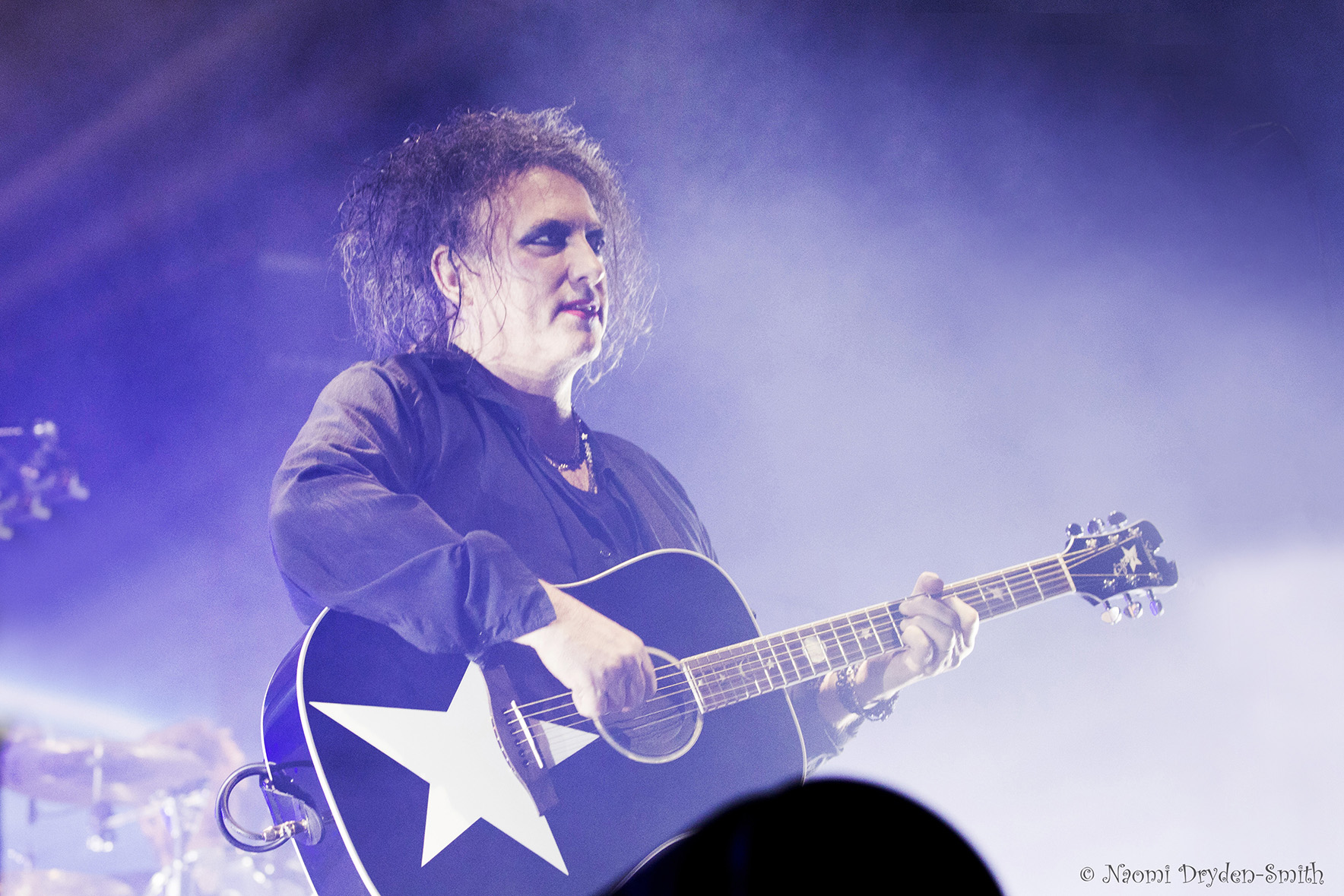 The Cure © Naomi Dryden-Smith