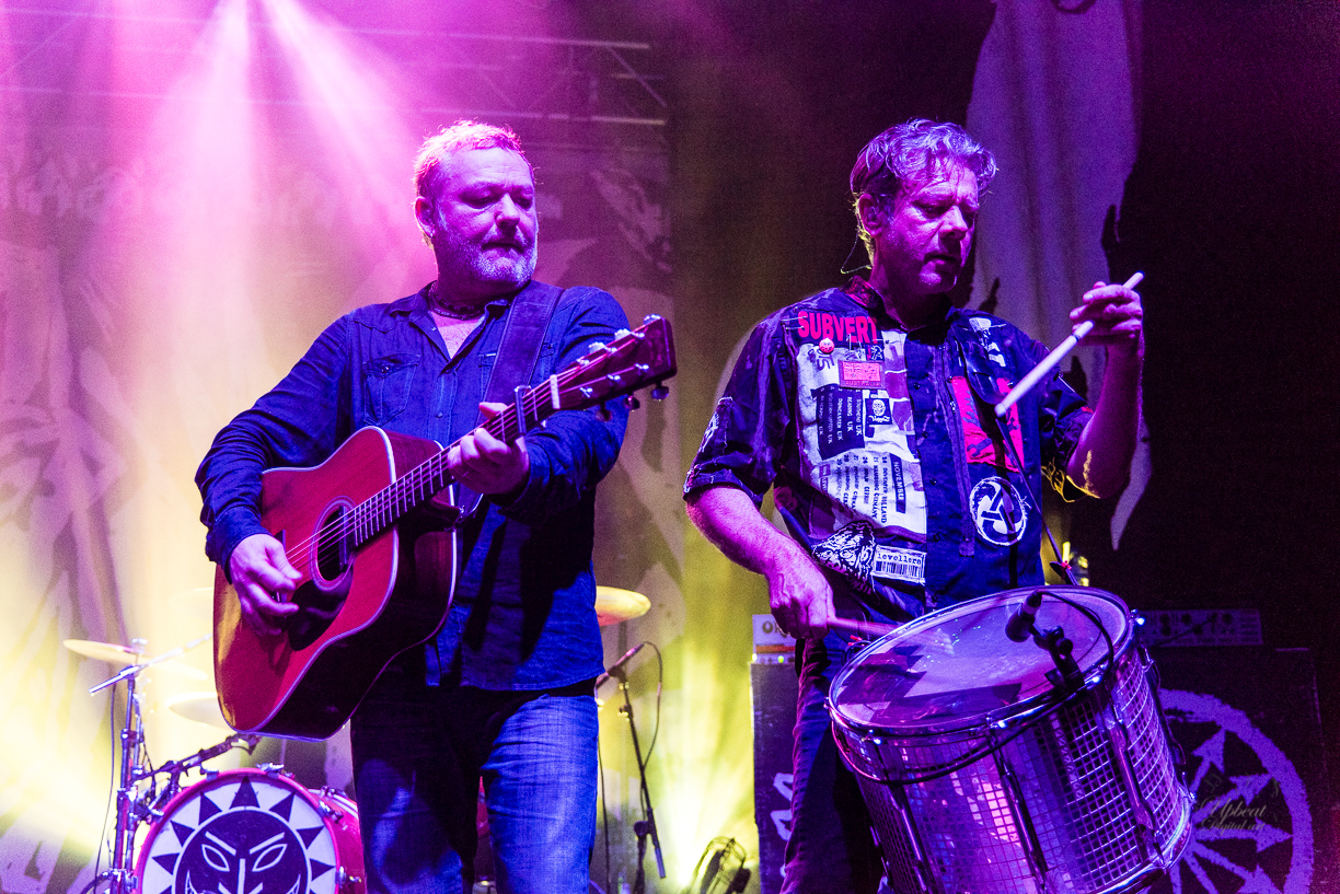The Levellers, Bournemouth – live review