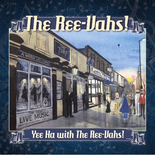The Ree-Vahs: Yee-Ha With The Ree-Vahs – album review