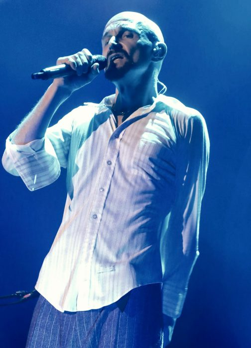 Tim Booth by Robin Linton