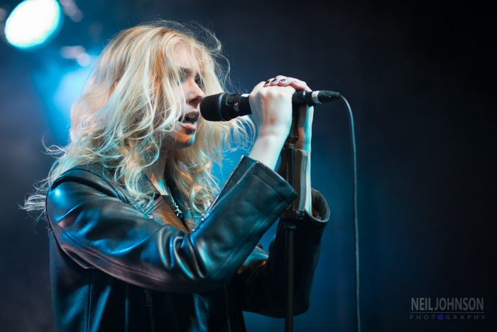 Taylor Momsen, The Pretty Reckless, Nottingham Rock City