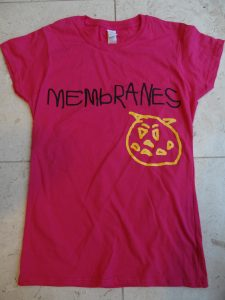 Membranes Pink T
