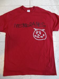 Membranes T Red