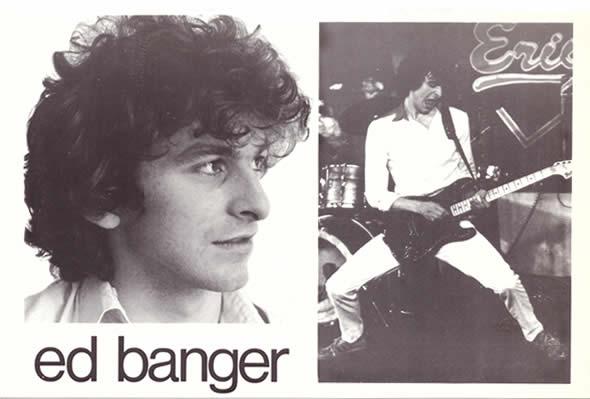 Ed Banger Kinnell Tommy Insert 1979