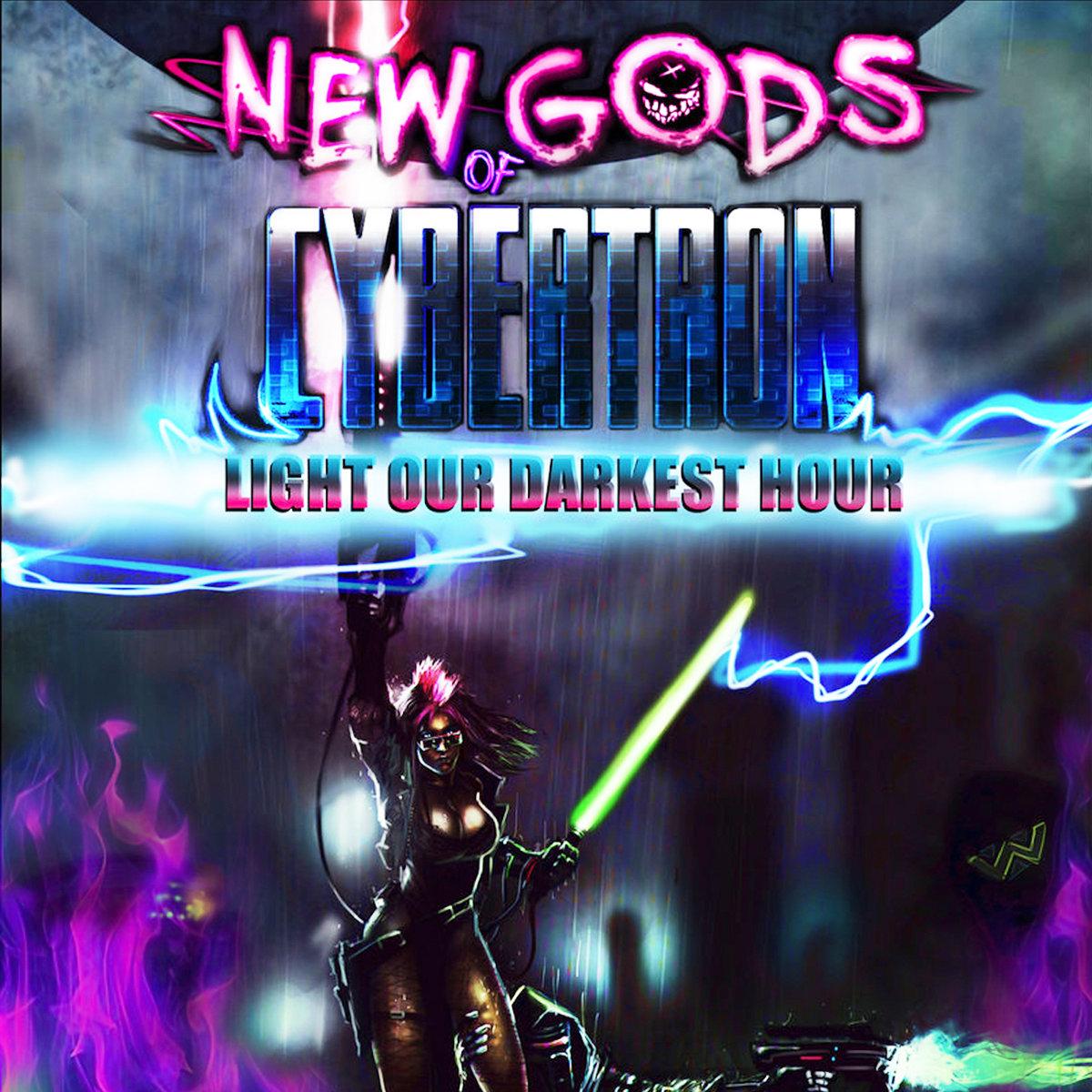 New Gods of Cybertron