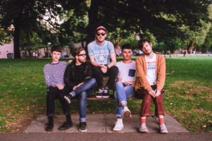Swimming Tapes - 'Cameos' High Res Press Shot