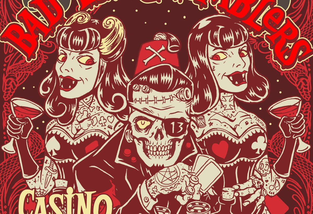 Bad Luck Gamblers 'Casino Maldito' – album review