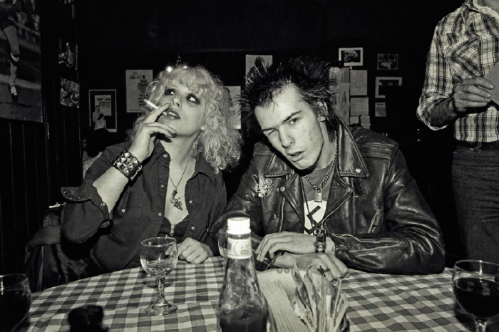 Sid & Nancy by Richard Mann