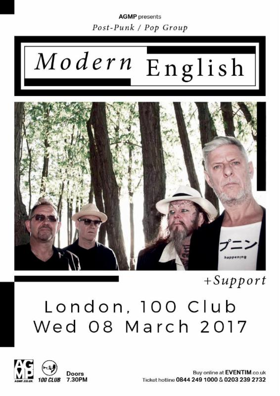 Modern English reform for London show