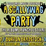 A Scallywag Party!