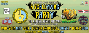 A Scallywag Party!