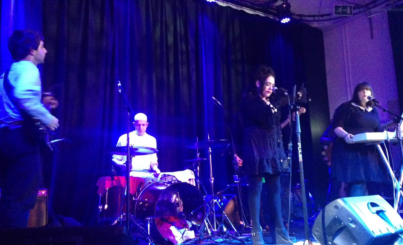 ROSE McDOWALL plus Vukovar : Preston : live review