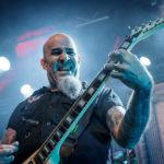 Anthrax Nottingham Rock City