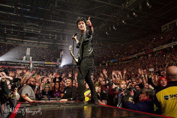 Green Day © Melanie Smith