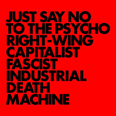 GNOD: JUST SAY NO TO THE PSYCHO RIGHT-WING CAPITALIST FASCIST INDUSTRIAL DEATH MACHINE – Album review