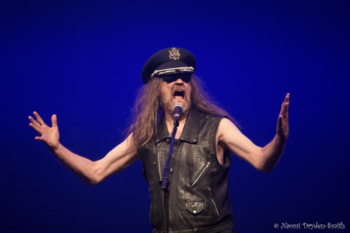 Julian Cope © Naomi Dryden-Smith