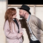 Natalie Gavin and Alex Beckett in Pygmalion. Photography by Manuel Harlan