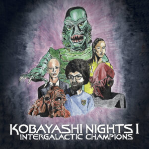 Kobayashi Nights I Intergalactic Champions artwork