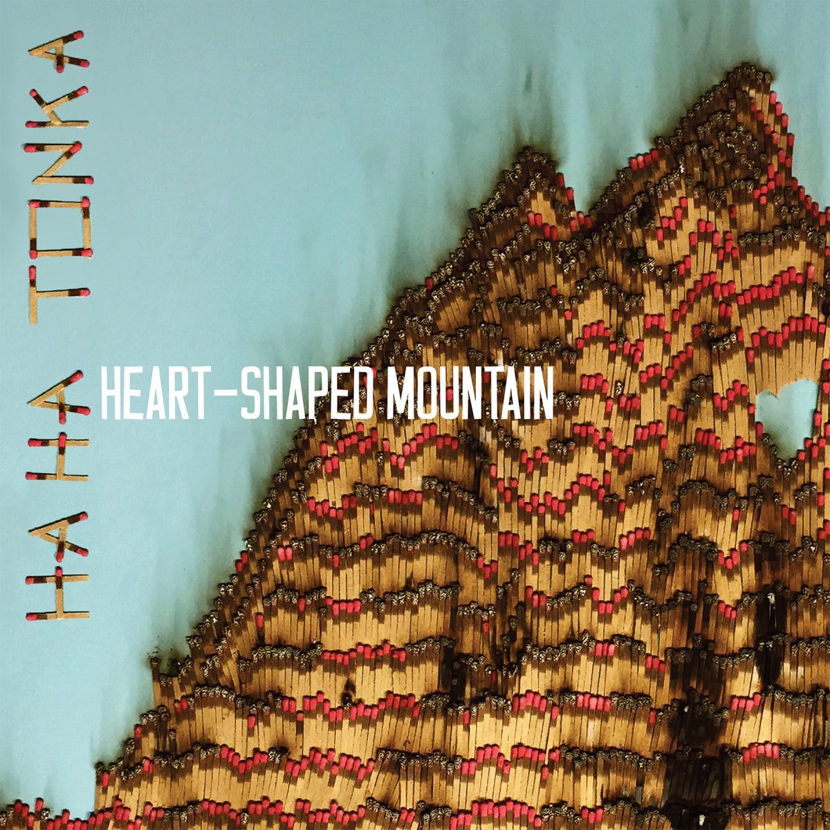 Ha Ha Tonka Heart-Shaped Mountain cover art