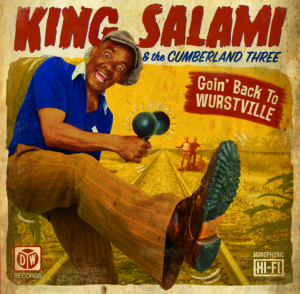 King Salami, garage, rock n roll, album