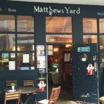 Hoodoos - Matthews Yard Croydon