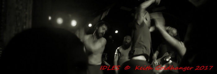 IDLES - Radio X (Xposure all dayer) at Omeara, London 2017 by Keith Goldhanger. 001