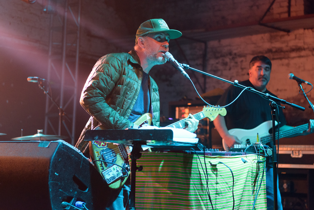 Grandaddy: Hoults Yard, Newcastle – live review