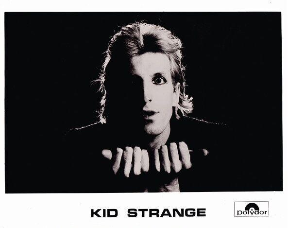 Kid Strange